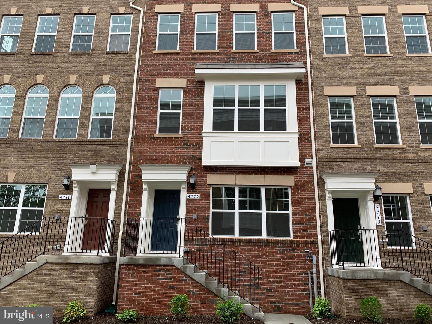Single Family Homes for Sale at College Park, Maryland 20740 United States