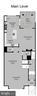 Main Level Floor Plan - 6745 DARRELLS GRANT PL, FALLS CHURCH