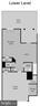 Lower Level Floor Plan - 6745 DARRELLS GRANT PL, FALLS CHURCH