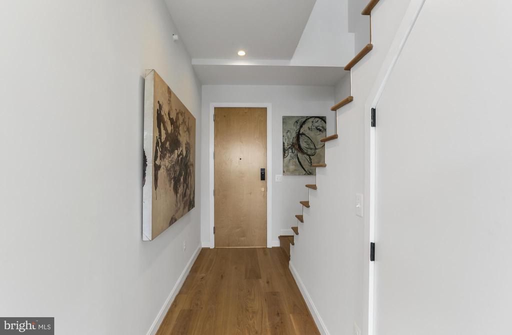 Photography taken from Model Home - 1434 CHAPIN ST NW #4, WASHINGTON