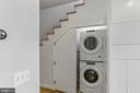 Full Size Front Loading Washer Dryer - 1434 CHAPIN ST NW #4, WASHINGTON