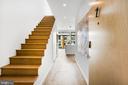 Wide Plank Oak Floors Throughout - 1434 CHAPIN ST NW #4, WASHINGTON