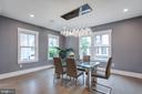 Beautiful room (lots of natural lighting) - 1313 N HERNDON ST, ARLINGTON