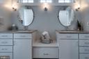 Jack & Jill bathroom (2nd floor) - 1313 N HERNDON ST, ARLINGTON