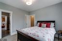 Jack & Jill bedroom (2nd floor) - 1313 N HERNDON ST, ARLINGTON