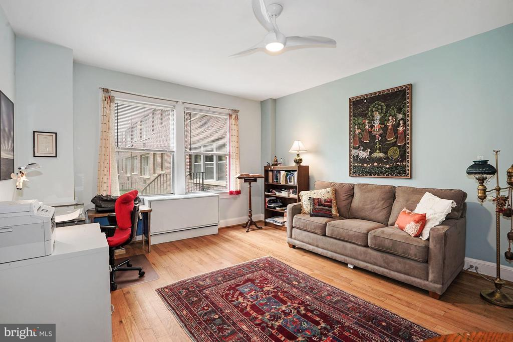 Second Bedroom - 4000 CATHEDRAL AVE NW #20-21B, WASHINGTON