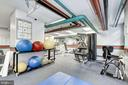 Fitness Room - 4000 CATHEDRAL AVE NW #20-21B, WASHINGTON