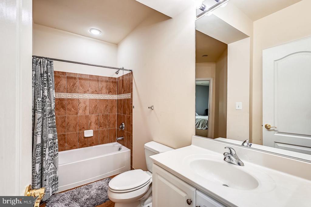 Lower Level Full Bath - 717 CRISFIELD WAY, ANNAPOLIS