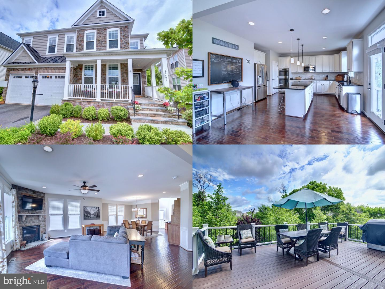 Single Family Homes 為 出售 在 Brambleton, 弗吉尼亞州 20148 美國