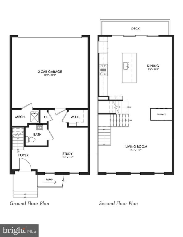 First and second level - 1526 16TH CT N, ARLINGTON