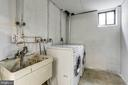 Laundry Room - 18400 STONE HOLLOW DR, GERMANTOWN