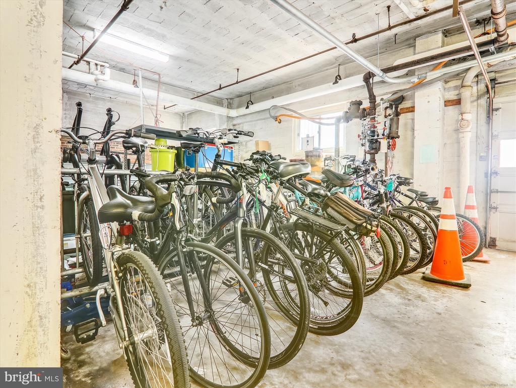 Bike Storage - 5315 CONNECTICUT AVE NW #108, WASHINGTON