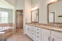Comfort height vanities with granite counters - 259 HEFLIN RD, STAFFORD