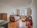 Bedroom #2 - 4801 FAIRMONT AVE #902, BETHESDA