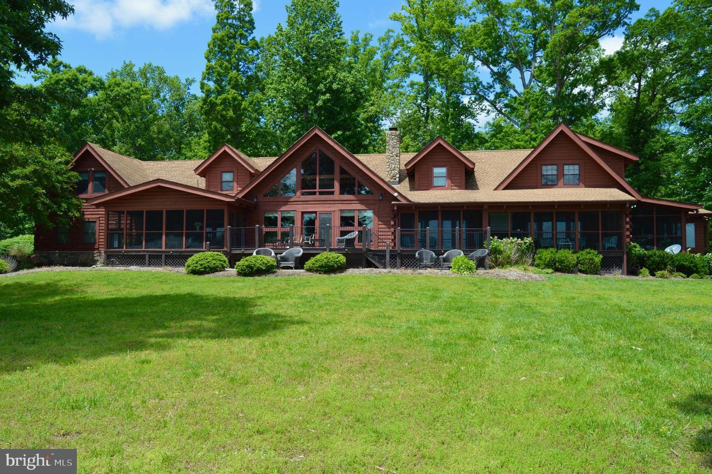 Single Family Homes per Vendita alle ore Bumpass, Virginia 23024 Stati Uniti