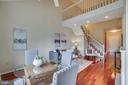 High ceilings, plenty of natural light - 1645 INTERNATIONAL DR #407, MCLEAN