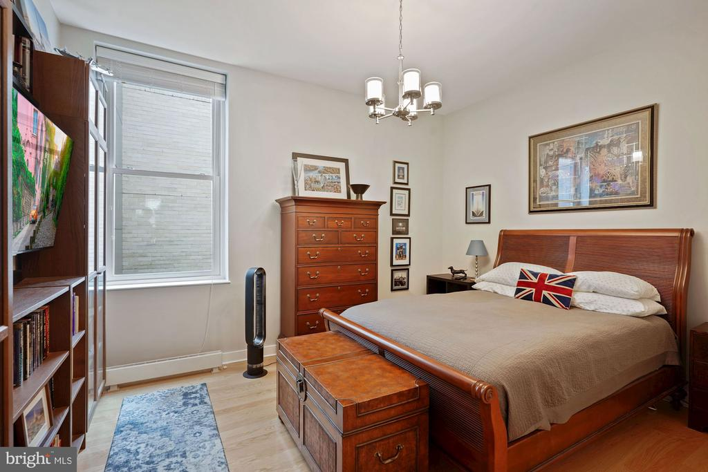 Bedroom - 675 E ST NW #350, WASHINGTON
