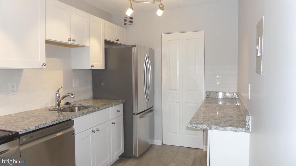 Newly Remodeled Kitchen - 2059 HUNTINGTON AVE #211, ALEXANDRIA