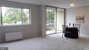 SGD to balcony from Dining Room - 2059 HUNTINGTON AVE #211, ALEXANDRIA