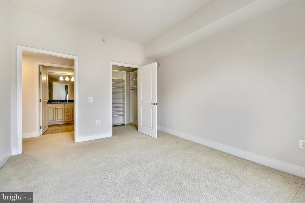 Bedroom 1 - 7710 WOODMONT AVE #1207, BETHESDA