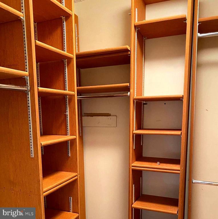 Closet Master BR - 1300 CRYSTAL DR #1306S, ARLINGTON