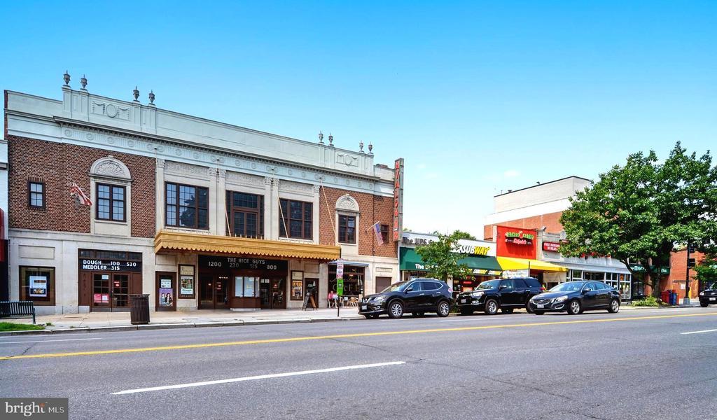 The Avalon Theatre - 5315 CONNECTICUT AVE NW #108, WASHINGTON