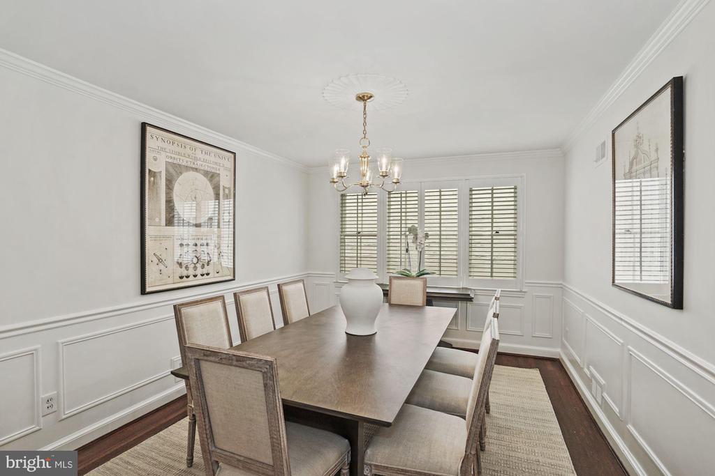 Dining Room - 1683 31ST ST NW, WASHINGTON