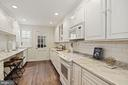 Kitchen - 1683 31ST ST NW, WASHINGTON