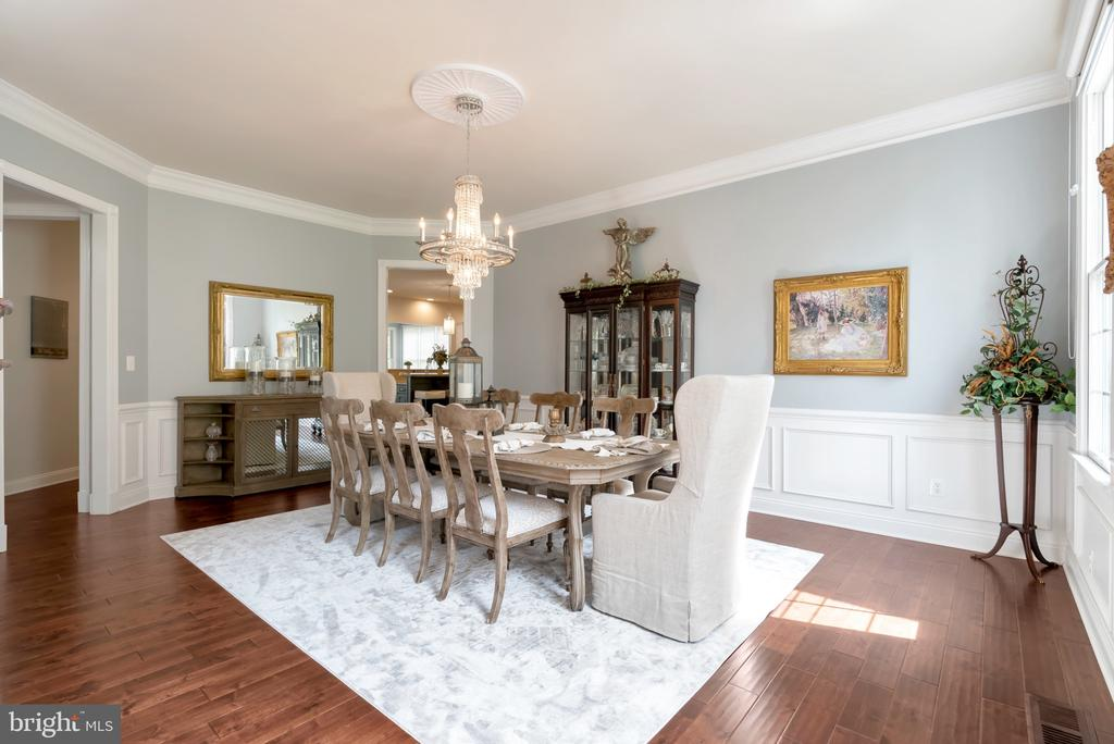 Dining Room - 15241 PAVLO PL, WATERFORD