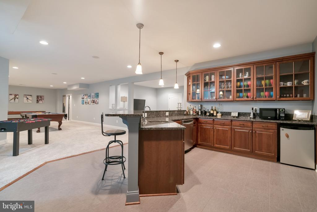 Fully Finished Basement - 15241 PAVLO PL, WATERFORD