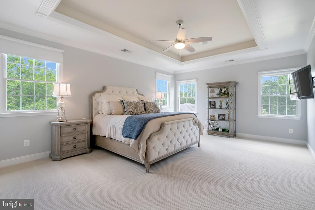 Grand Master Bedroom - 15241 PAVLO PL, WATERFORD