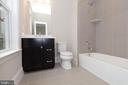 Hall Bath - 9108 SOUTHWICK ST, FAIRFAX
