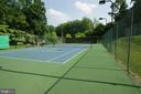 Club tennis courts - 9108 SOUTHWICK ST, FAIRFAX