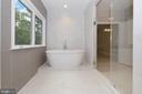 Master bath - 9108 SOUTHWICK ST, FAIRFAX