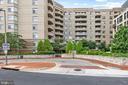 Crescent Plaza Front Exterior - 7111 WOODMONT #701, BETHESDA