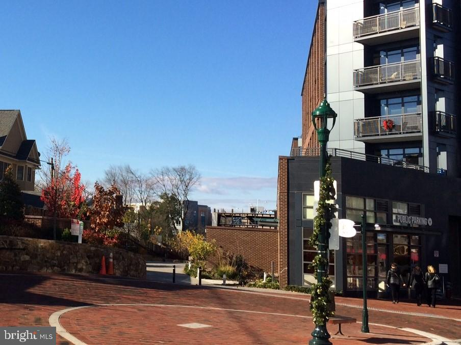 Head of Capital Crescent Trail Across The Street - 7111 WOODMONT #701, BETHESDA