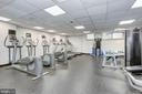 Gym - 7111 WOODMONT #701, BETHESDA