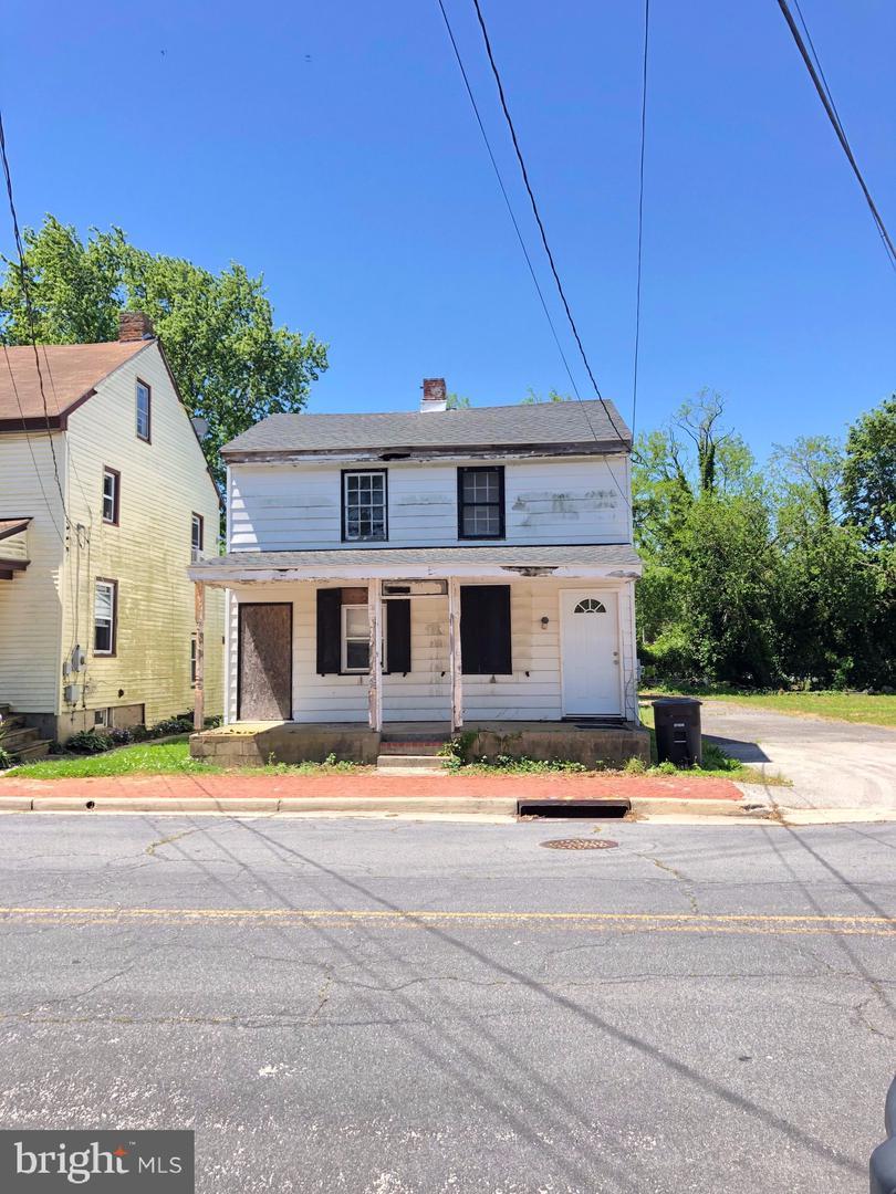 Single Family Homes для того Продажа на Hancocks Bridge, Нью-Джерси 08038 Соединенные Штаты