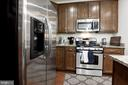 Stainless Steal Appliance and gas stove - 43779 KINGSTON STATION TER, ASHBURN