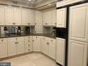 Kitchen - frig  & dishwasher match the cabinets - 5809 NICHOLSON LN #409, NORTH BETHESDA