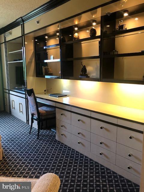 Second Bedroom Built-In - 5809 NICHOLSON LN #409, NORTH BETHESDA