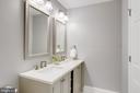 Master Bathroom - 108 N PAYNE ST, ALEXANDRIA