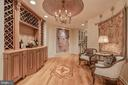 Wine Tasting Room - 8417 BROOKEWOOD CT, MCLEAN