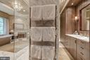 Towel Warmer - 8417 BROOKEWOOD CT, MCLEAN