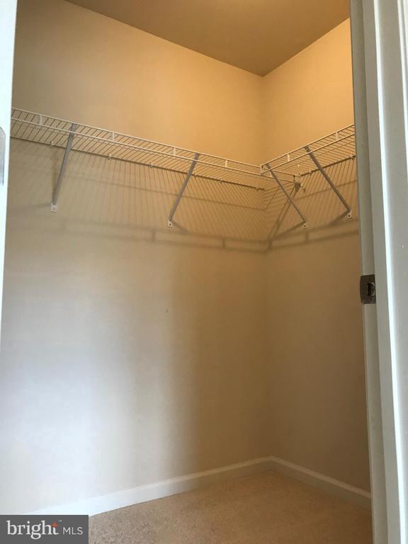 Walk In Closet BR #3 - 112 FREESIA LN, STAFFORD