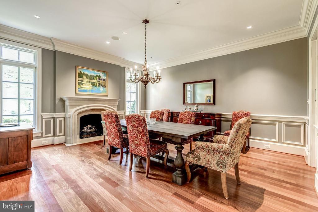 Dining Room - 606 DEERFIELD POND CT, GREAT FALLS