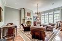 Living Room - 606 DEERFIELD POND CT, GREAT FALLS