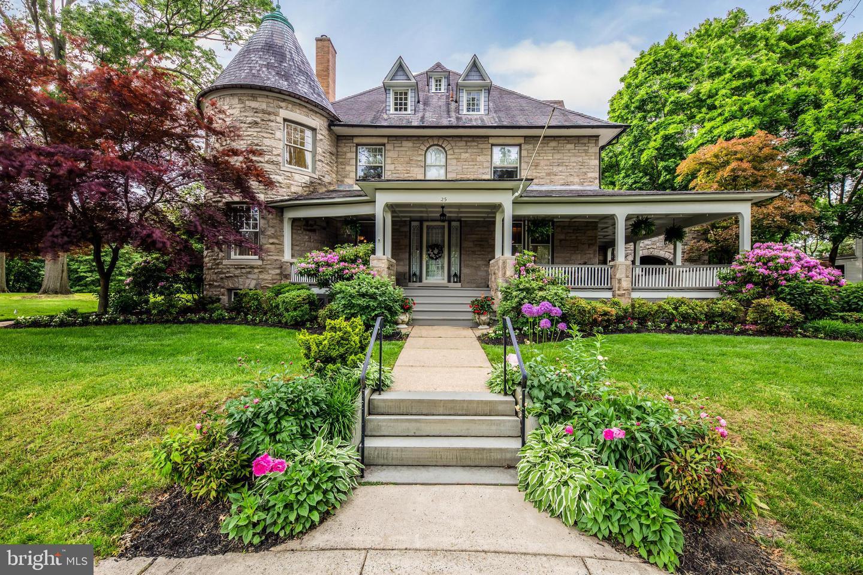 Single Family Homes pour l Vente à Mount Holly, New Jersey 08060 États-Unis