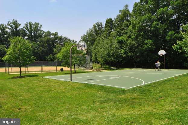 Ascot neighborhood basketball courts - 11012 BURYWOOD LN, RESTON