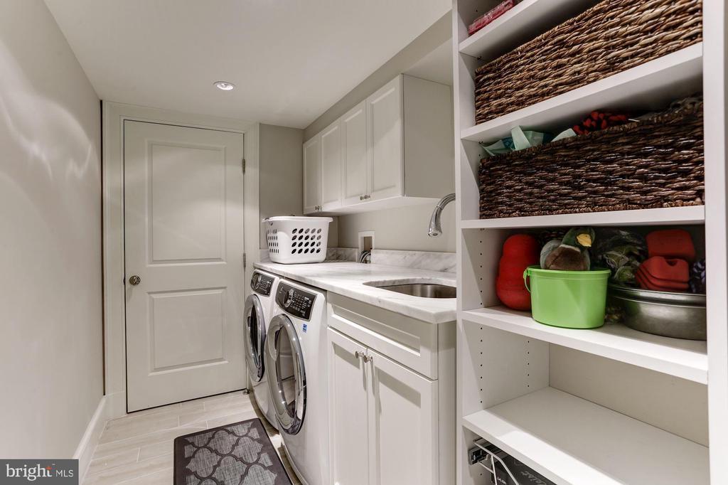Lower Level Laundry - 1514 30TH ST NW, WASHINGTON